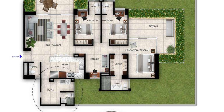 20160112 - apartamento primer piso pq_58513