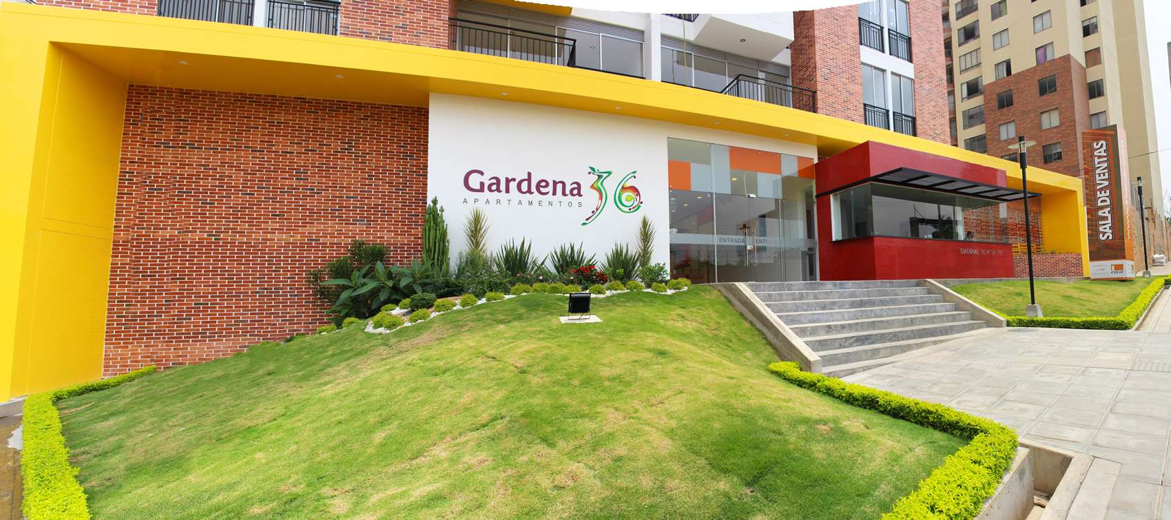 Gardena 36-Floridablanca