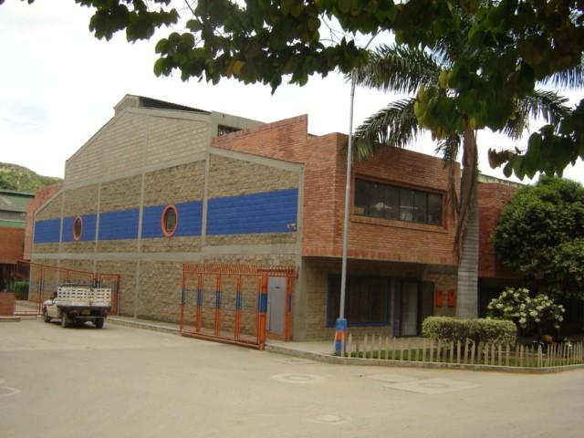 Centro Industrial y Comercial Garibaldi-Bucarmanga