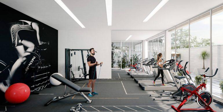 LIVORNO-gym
